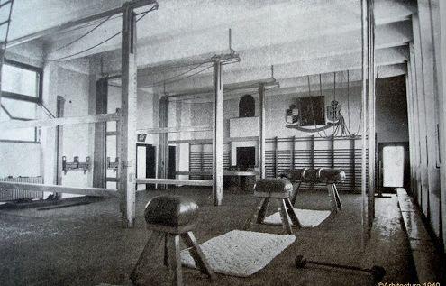 istoria fitness-ului