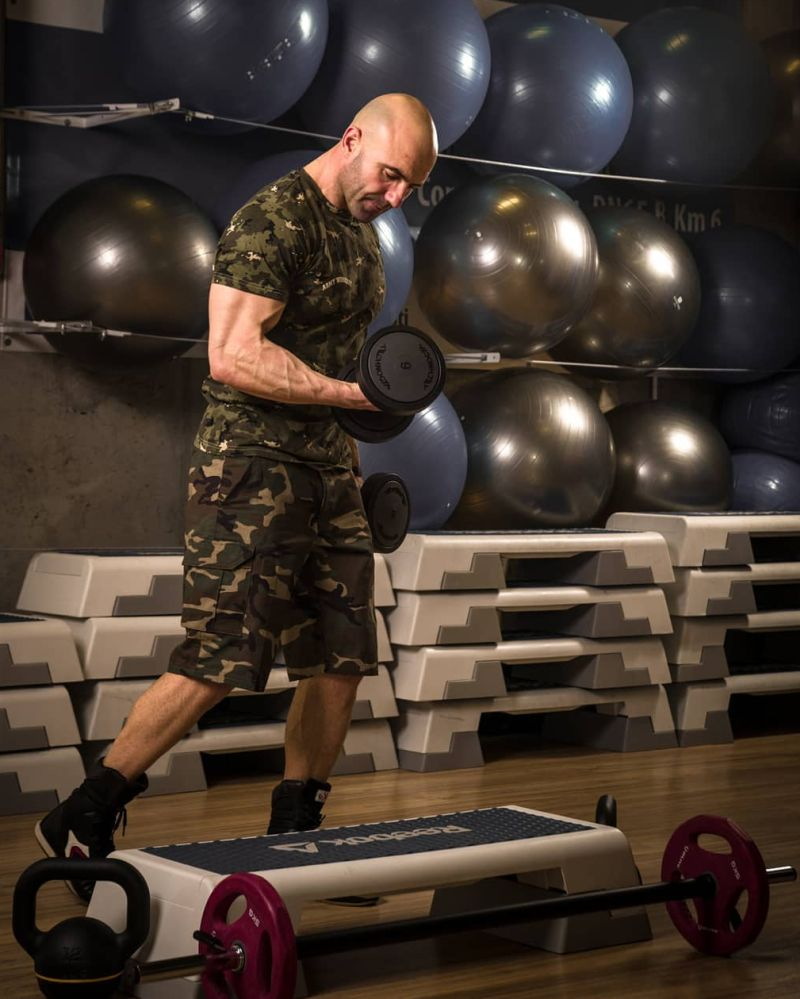 army workout pitesti